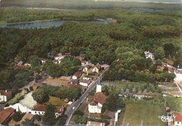 CPSM Moliets Vue Panoramique Aérienne Le Lac Et La Mer - Altri Comuni