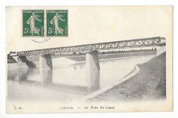 JONAGE  (cpa 69)   Le Pont Du Canal -    - L 1 - Andere Gemeenten