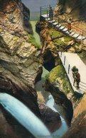 SWITZERLAND -  Trummelbach Falls - Nicely Animated - BE Berne