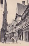 CPA Bourges, Cher(18), La Rue Mirebeau, Animée, N°89 - Bourges