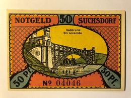 Allemagne Notgeld Suchdorf 50 Pfennig - [ 3] 1918-1933 : Weimar Republic