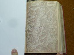 Martigny Le Grand St. Bernard Sembrancher Liddes Orsieres Chable Vollege Switzerland Map Karte 1892 - Landkarten