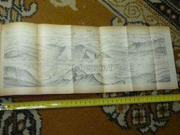 Speer Toggenburg Grobenberg  Switzerland Map Karte 1892 - Cartes Géographiques