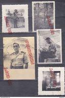 Au Plus Rapide Indochine Guerre Archive Photo Militaire En Poste à Hai Duong 1954 2/3 RTA - War, Military