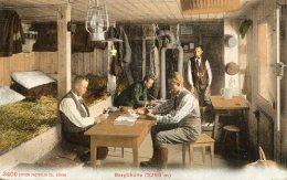 SWITZERLAND -   Berglihutte (Jungfraw)  1908 - VG Message - BE Berne