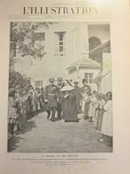 1913 ADANA Turquie La Directrice Et L école Des Filles  Visite De L état Major - Old Paper