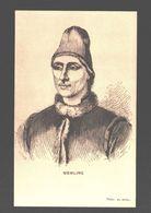 Memling - Portrait - Schilderijen