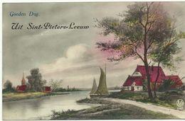 Goeden Dag Uit Sint Pieters Leeuw  (7096) - Sint-Pieters-Leeuw