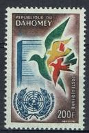 Dahomey (Benin), United Nations 1961, MNH VF  Airmail - Benin - Dahomey (1960-...)