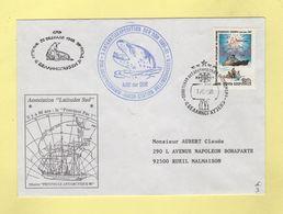 Antarctique - Mission Russe - 1990 - Programme Biologique - Timbres