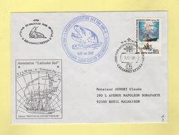 Antarctique - Mission Russe - 1990 - Programme Biologique - Briefmarken