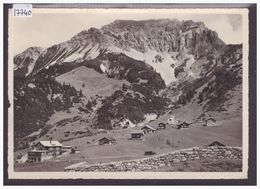 GRÖSSE 10x15cm - ALPENHOTEL MALBUN - B ( LEGER PLI EN HAUT ) - Liechtenstein