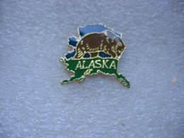 Pin's Sanglier D'ALASKA - Animals