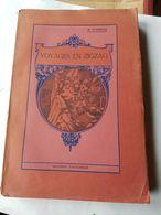 Voyages En Zig-Zag Casterman 1846 - Livres, BD, Revues