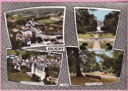 L74A_129 - Jaligny - Carte Multi-vues - Autres Communes