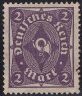 1921  Daily Stamps  -  Empire Allemand / German Empire - Deutschland