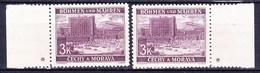 Boheme Et Moravie 1939 Mi 33 (Yv 33 Avec Bdf), (MNH) ** - Bohemia & Moravia