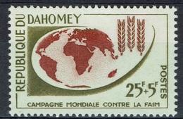 Dahomey (Benin), Fight Against Hunger, 1963, MNH VF - Benin - Dahomey (1960-...)
