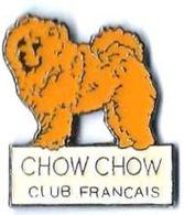 CHIEN - C114 - CHOW CHOW CLUB FRANCAIS - Verso : ..... - Animals