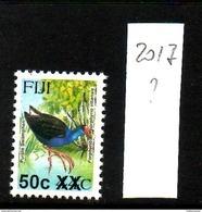 FIJI, 2017? BIRD, Definitive, O/P, 1v. MNH** - Oiseaux