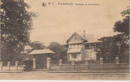 N° 1 Elisabethville - Habition De Fonctionaire - Lubumbashi