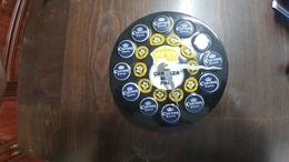 Israel-wall Clock On Battery-corona Extra Beer-(10)-good Payler - Autres