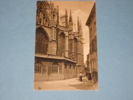 MECHELEN - Achterkant St Rombauts - Malines