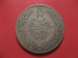 Egypte - 5 Qirsh 1293 (33) 1907 4556 - Egypt
