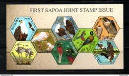 BOTSWANA, 2004,   BIRDS, S/S. MNH** - Oiseaux