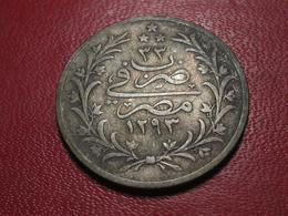 Egypte - 5 Qirsh 1293 (33) 1907 4569 - Egypt