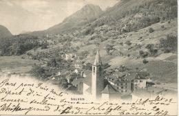 SUISSE  SALVAN  1902 - VS Valais