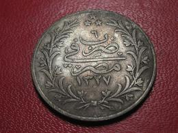 Egypte - 5 Qirsh 1327 (6) 1913 4565 - Egypt