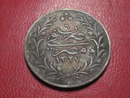 Egypte - 5 Qirsh 1327 (6) 1913 4577 - Egypt