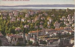 SUISSE  St Gallen Gegen Den Bodensee  1917 - SG St. Gall