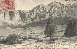 SUISSE  Louëche Les Bains  1903 - VS Valais