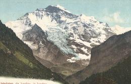 SUISSE Interlaken  Die Jungfrau  1906 - BE Bern