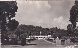 AFRIQUE. CENTRE AFRIQUE. A.E.F. BANGUI LE PALAIS DU GOUVERNEUR  ANNÉE 1950 - Central African Republic