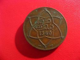 Maroc - 5 Mazounas 1340 Pa 4076 - Marruecos