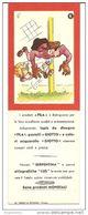 Segnalibro Marque-page Bookmark - FILA Serie SPORT UMORISTICI N.1 CALCIO - Marcapáginas