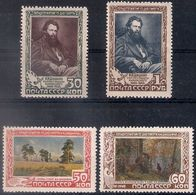 Russia 1948, Michel Nr 1220-23, MLH OG - 1923-1991 USSR