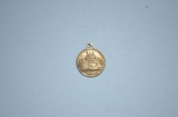Petite Médaille Exposition Universelle Paris 1/05/1878 - Other Collections