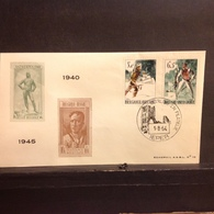 FDC. 17. First Day Cover. Ieper - FDC
