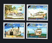 SENEGAL 2002 2003 2011 2012 NAUFRAGE DU JOOLA SHIP SHIPWRECK WRECK SINKING TRAGEDY- BATEAU BATEAUX SHIPS -ULTRA RARE MNH - Sénégal (1960-...)
