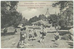 Bulgaria 1910 - Sofia - Bagpipe Musician - Bulgaria