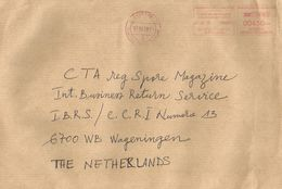 Cameroun Cameroon 2013 RC Bafoussam NP350014 Neopost Meter Franking Cover - Kameroen (1960-...)