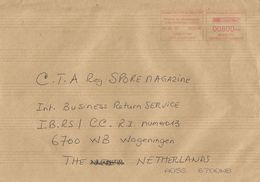 Cameroun Cameroon 2013 Douala-Bassa NP350170 Neopost Meter Franking Cover - Kameroen (1960-...)