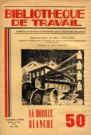 BT N°50 (1947) : La Houille Blanche. Bergès, Frédet, Matussière, Fontaine, Desprez, Barrage, Turbine... Freinet. - 6-12 Years Old