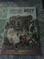 CALENDARIO FRATE INDOVINO GRANDE ANNO 2017 - Calendari