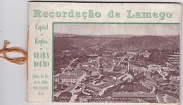 PORTUGAL - TOURISM BROCHURE - LAMEGO - RECORDAÇÃO DE LAMEGO - Dépliants Turistici
