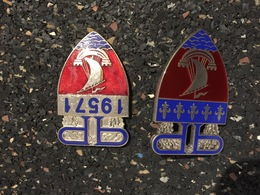 LOT Insignes Police Nationale 2 - Police